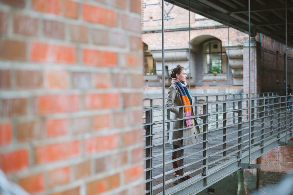 Portrait von Maike Kristina Harich - Expertin für Atmosphere Design