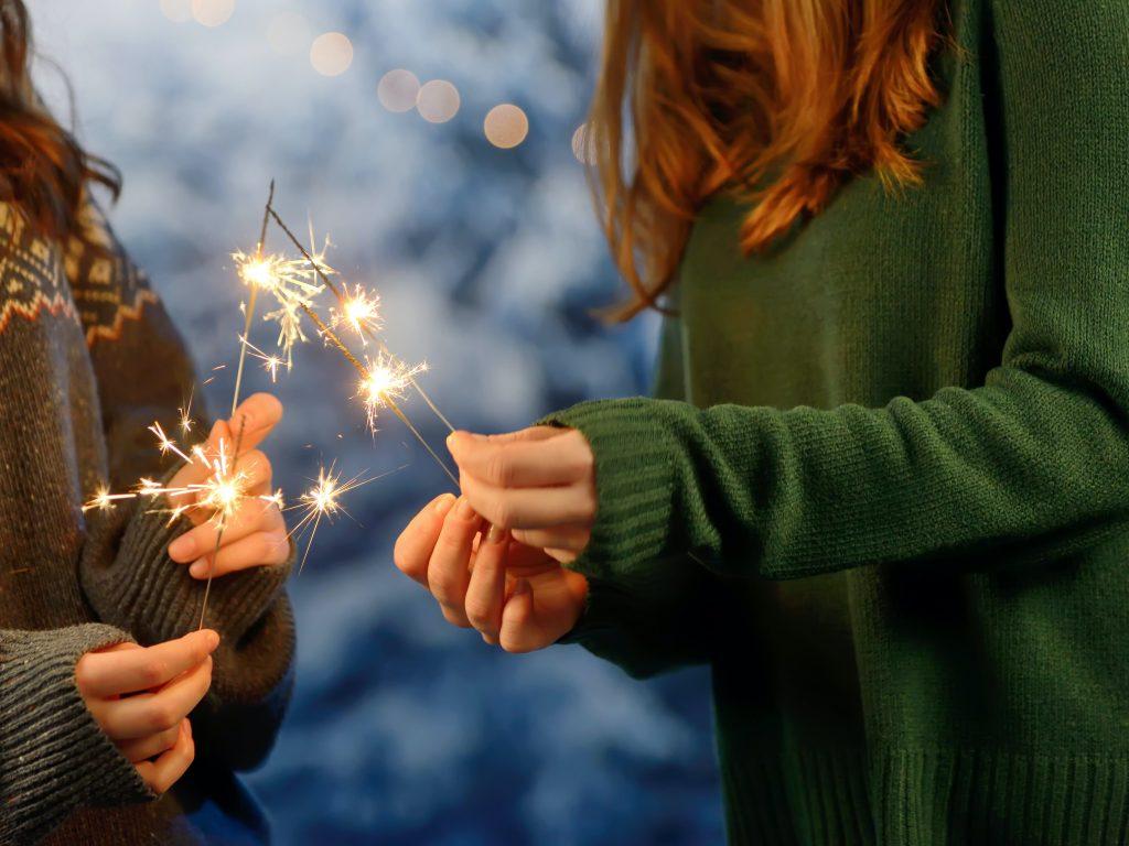 Ein Neujahrsgruß von Maike Kristina Harich